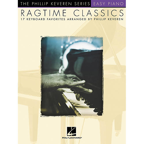 Hal Leonard Ragtime Classics - Phillip Keveren Series For Easy Piano-thumbnail
