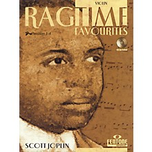 Fentone Ragtime Favourites by Scott Joplin Fentone Instrumental Books Series Softcover with CD
