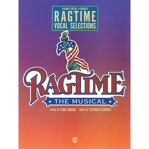 Alfred Ragtime the Musical Vocal Selections Piano/Vocal/Chords
