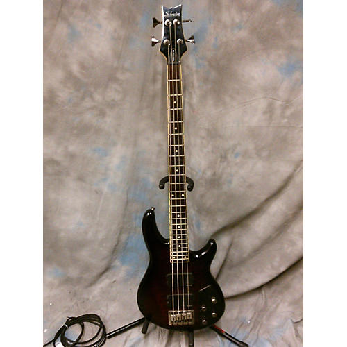 Schecter Guitar Research Raiden Elite-4 Electric Bass Guitar