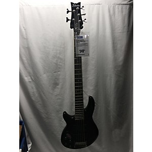 Pre-owned Schecter Guitar Research Raiden Elite 5 String Left Handed Electric Ba...