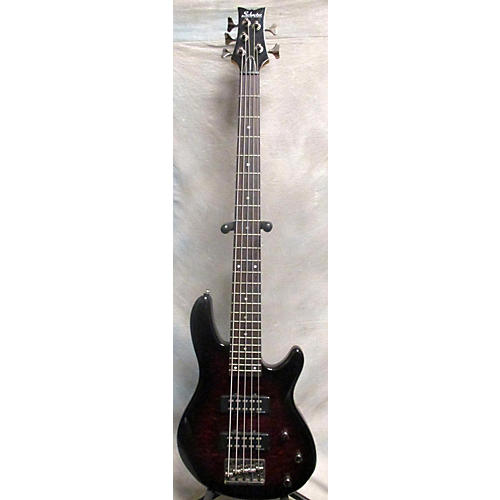 Schecter Guitar Research Raiden Special 5 String Electric Bass Guitar-thumbnail