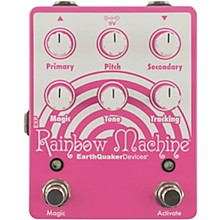 Earthquaker Devices Rainbow Machine V2 Polyphonic Pitch Shifter Effects Pedal