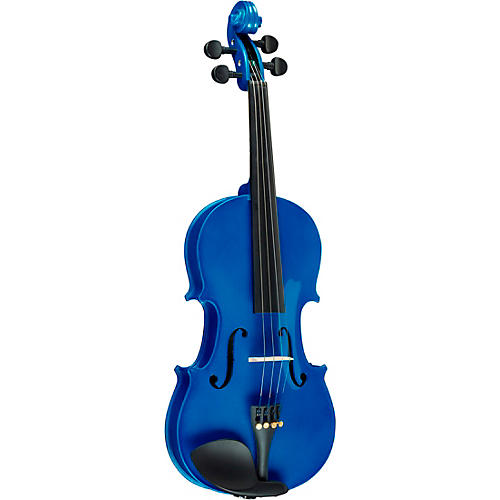 Bellafina Rainbow Series Blue Violin Outfit