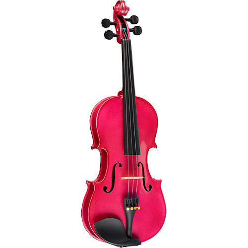 Bellafina Rainbow Series Rose Violin Outfit-thumbnail