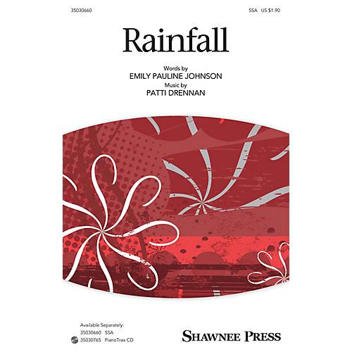 Shawnee Press Rainfall SSA composed by Patti Drennan