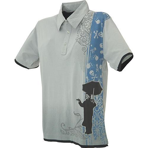 Dragonfly Clothing Company Rainman Men's Polo Shirt-thumbnail
