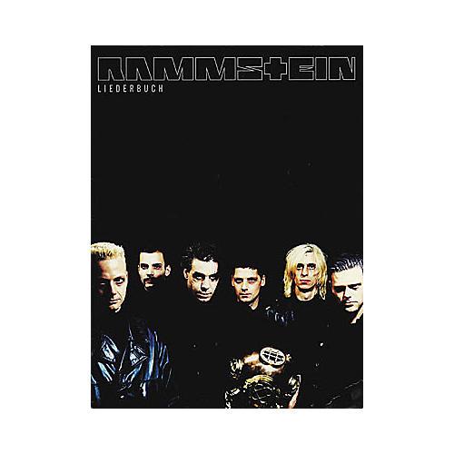 Hal Leonard Rammstein - Liederbuch Guitar Tab Book-thumbnail