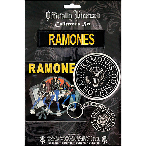 C&D Visionary Ramones Collector's Set
