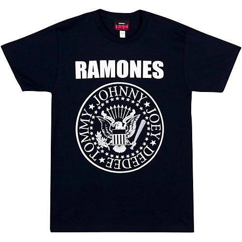 The Ramones Ramones Presidential Seal Men's Tee-thumbnail