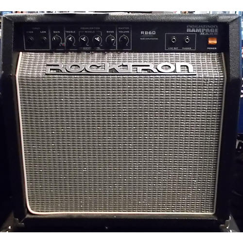 Rocktron Rampage RB60 Bass Combo Amp