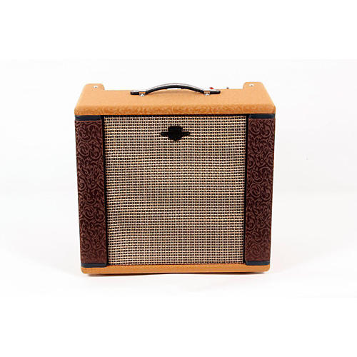 Fender Ramparte 9W 1x12 Dual-Channel Tube Guitar Combo Amp 2-Color Chocolate and Copper with Wheat Grille 888365281568
