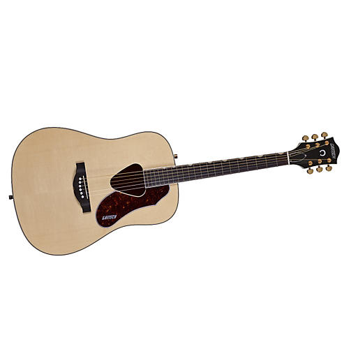 Gretsch Guitars Rancher Dreadnought Acoustic Guitar Natural Rosewood Fretboard
