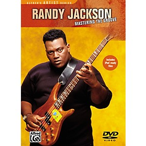 Alfred Randy Jackson Master Groove DVD by Alfred