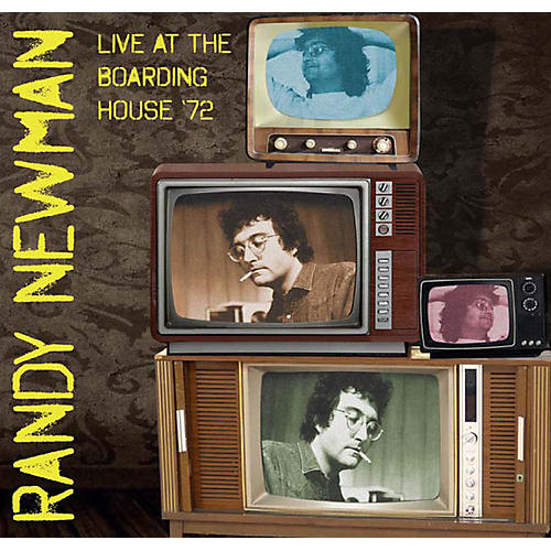 Alliance Randy Newman - Live At The Boarding House '72