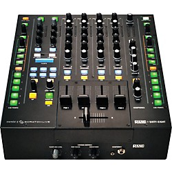 Rane Sixty-Eight DJ Mixer for Serato Scratch Live (Sixty-Eight)