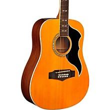 Ranger XII Vintage Reissue 12-String Dreadnought Acoustic-Electric Guitar Natural