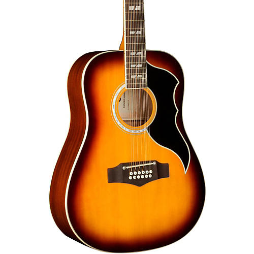 EKO Ranger XII Vintage Reissue 12-String Dreadnought Acoustic Guitar-thumbnail