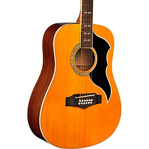 EKO Ranger XII Vintage Reissue 12 String Dreadnought Acoustic Guitar by EKO