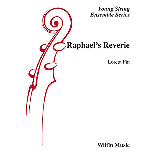 Alfred Raphael's Reverie String Orchestra Grade 2 Set-thumbnail