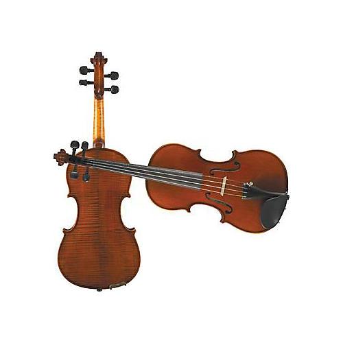 Wm. Lewis & Son Rappoldi Violin Outfit-thumbnail