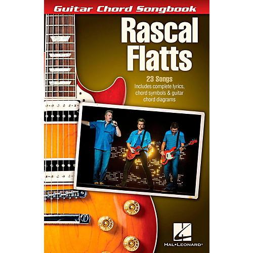 Hal Leonard Rascal Flatts - Guitar Chord Songbook-thumbnail