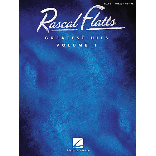 Hal Leonard Rascal Flatts Greatest Hits, Volume 1 - Piano, Vocals, Guitar Songbook-thumbnail