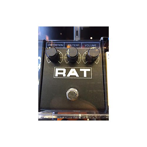 Pro Co Rat Distortion Black Effect Pedal