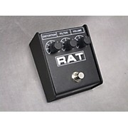 Pro Co Rat Distortion (Ruetz Mod & LM308 OP Amp Mod) Effect Pedal