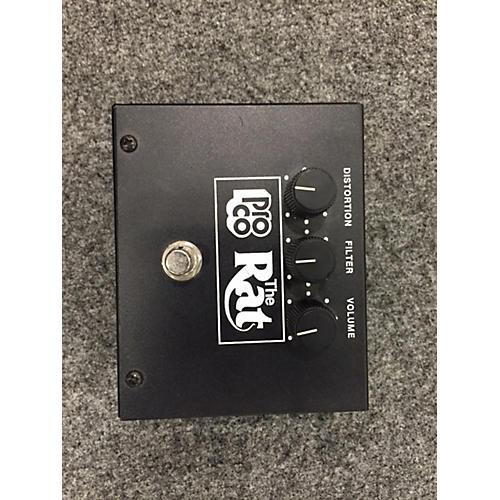 Pro Co Rat Distortion VINTAGE REISSUE Effect Pedal-thumbnail
