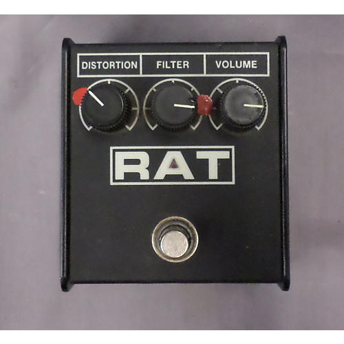 Pro Co Rat II Distortion W LM308N Chip Effect Pedal