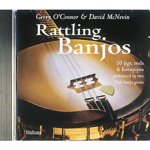 Waltons Rattling Banjos Waltons Irish Music Books Series CD