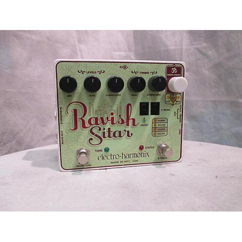 Electro-Harmonix Ravish Sitar Effect Pedal-thumbnail