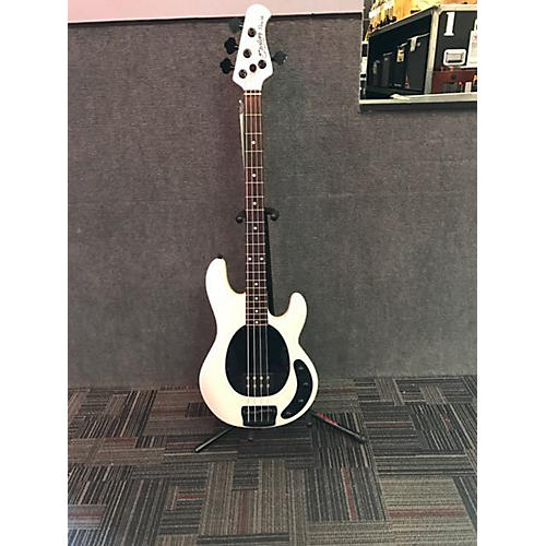 Sterling by Music Man Ray34 Electric Bass Guitar Pearl White