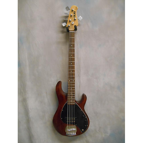 Sterling by Music Man Ray5 5 String Electric Bass Guitar-thumbnail