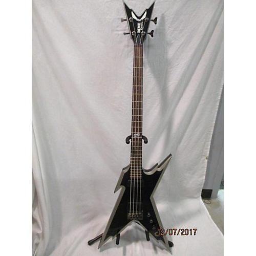 Dean Razorback Bass Electric Bass Guitar
