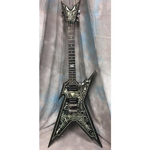 Dean Razorback Cemetery Gates Solid Body Electric Guitar