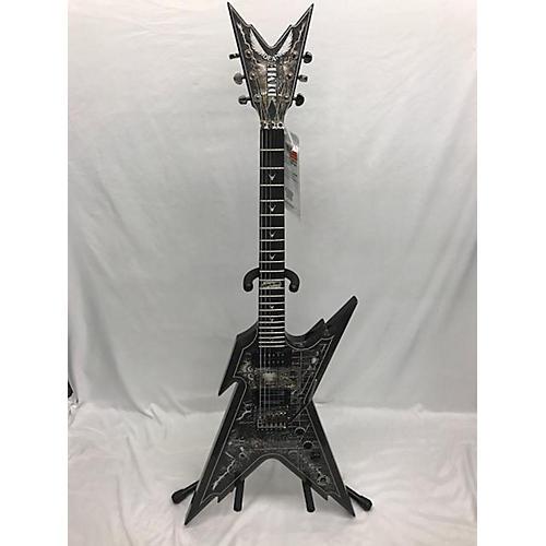 Dean Razorback Cemetery Gates Solid Body Electric Guitar-thumbnail