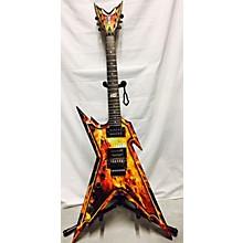 Dean Razorback Explosion Left-Handed Electric Guitar