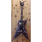 Dean Razorback Skullz Solid Body Electric Guitar