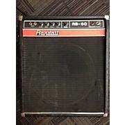 Randall Rb60 Bass Combo Amp