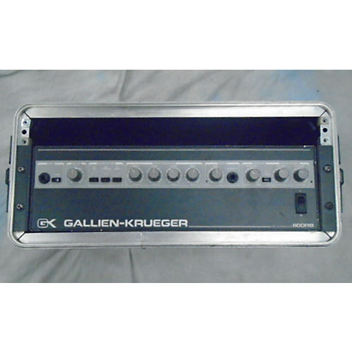 Gallien-Krueger Rb800 Bass Amp Head-thumbnail