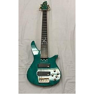 Pre-owned Yamaha Rbx6jm Electric Bass Guitar by Yamaha