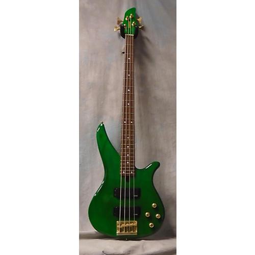 Yamaha Rbx760 Electric Bass Guitar Trans Green