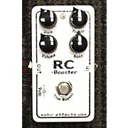 Xotic Rc Booster Effect Pedal