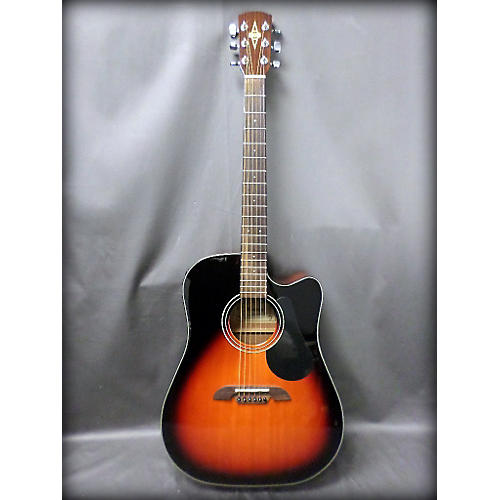 Alvarez Rd20sc Acoustic Electric Guitar-thumbnail