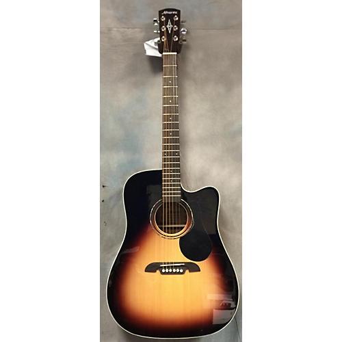 Alvarez Rd260seb Acoustic Electric Guitar