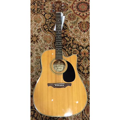 Alvarez Rd30scn Acoustic Electric Guitar