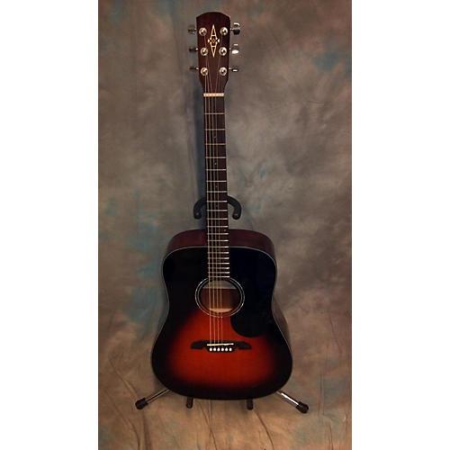 Alvarez Rd8sb Acoustic Guitar-thumbnail