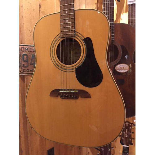 Alvarez Rd9vp Acoustic Guitar